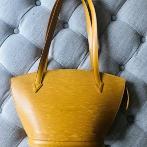 Women Handbag Louis Vuitton Saint Jacques